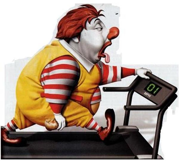 macdo obèse
