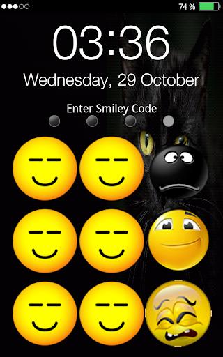 玩工具App 笑脸屏幕解锁免費 APP試玩