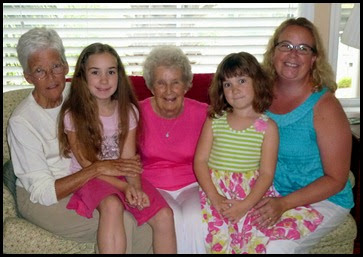01d - Mothers Day - Grandmom and the Girls