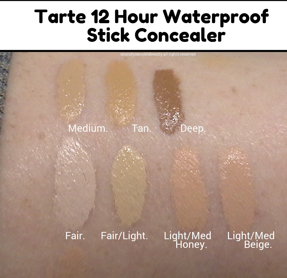Amazonian Clay Waterproof 12-Hour Concealer by Tarte #9