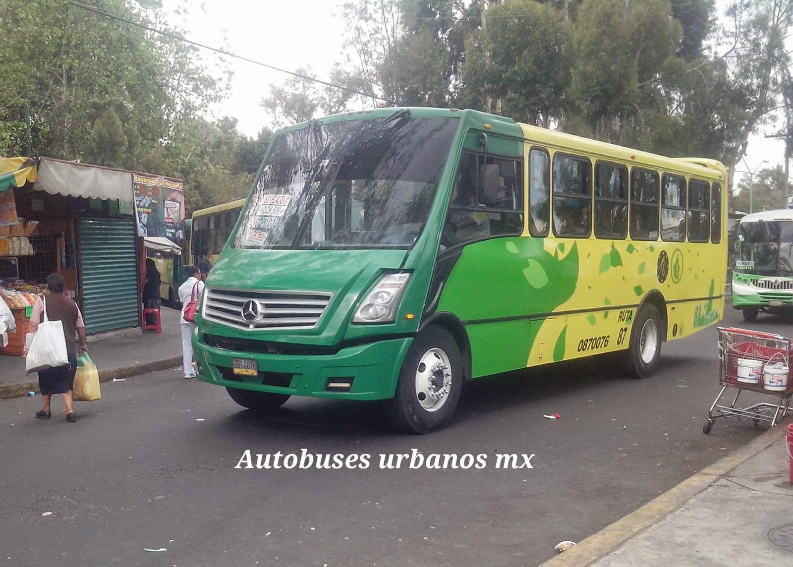 Autobuses urbanos ciudad de mexico mercedes benz eurocar for Www mercedes benz mexico