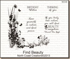 Find Beauty, North Coast Creations