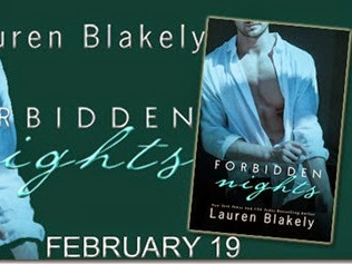 Spotlight: Forbidden Nights (Seductive Nights #5) by Lauren Blakely + Teaser, Excerpt, and GIVEAWAY