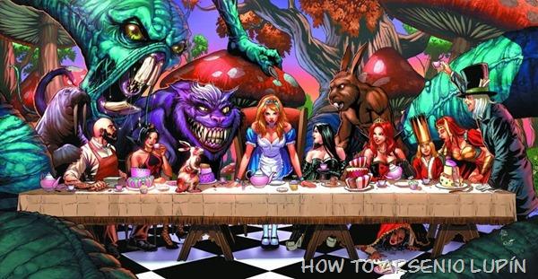 Grimm Fairy Tales - Wonderland