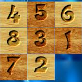 Arrange Puzzle (Number,Pic)