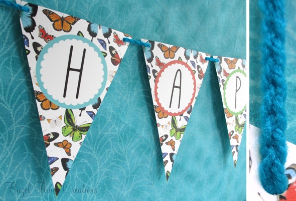 2013Mar13 diy birthday bunting ideas 3
