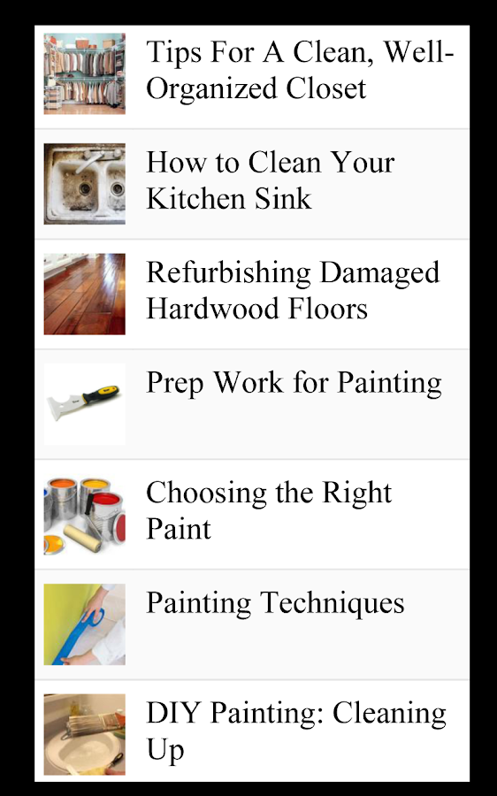 Home improvement lists android apps on google play for Apps for home remodeling