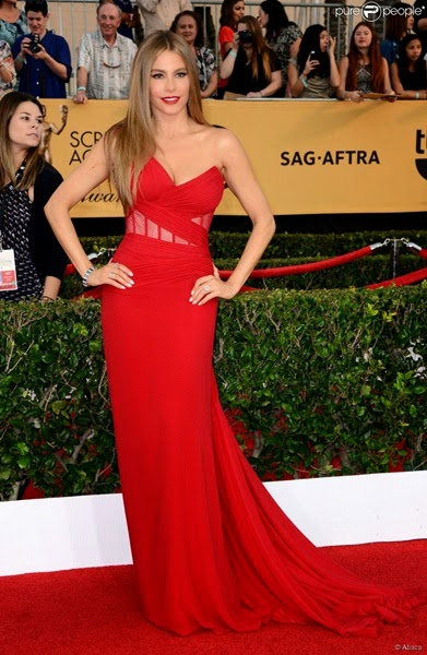 Sofia Vergara-21st Annual Screen Actors Guild