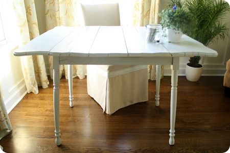 farmhouse table desk