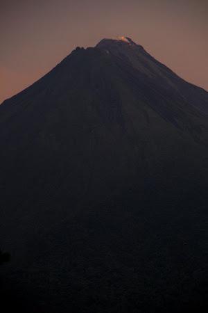Obiective turistice Costa Rica: Vulcanul Arenal