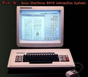 Xerox Star(Xerox 8010 Information System)