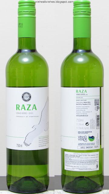 Raza vinho verde