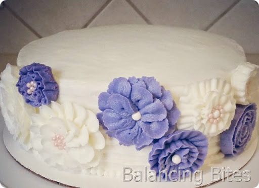 Buttercream Birthday Cake Calories Image Inspiration of Cake and