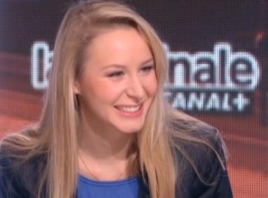 Marion Maréchal-Le Pen invitée de Jean-Jacques Bourdin sur RMC et de la Matinale de Canal + (vidéo)  dans Economie marion+mar%C3%A9chal+le+pen+18032013