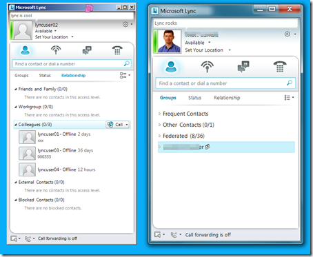 run lync twice - running twice