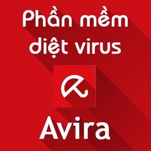 Phan mem diet virus Avira mien phi