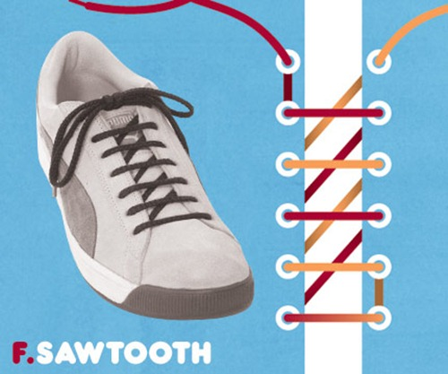 sawtooth-cool-different-ways-tie-sneakers-shoelaces