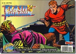P00022 - Flash Gordon #22