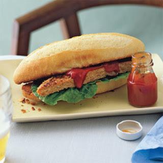 Turkey Meatloaf Sandwiches.