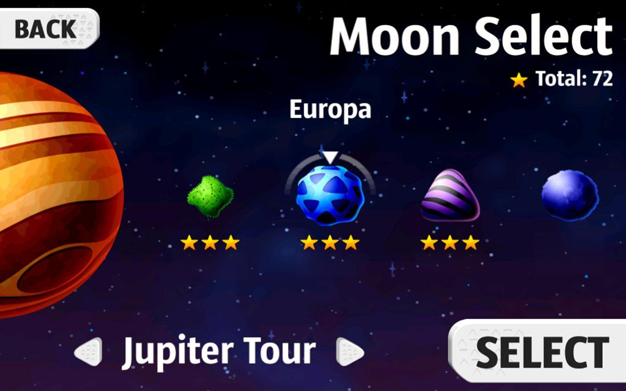 Lunar Racer screenshot #7
