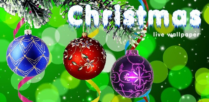 Create The Christmas Mood In Your Device Our New App Will Help You With This Beautiful Live Wallpaper