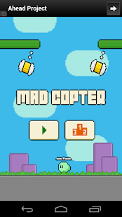 Mad copter - crazy copter