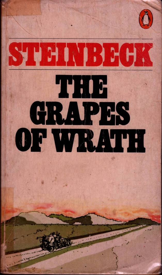 an analysis of the main themes in the grapes of wrath a novel by john steinbeck