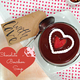 Chocolate Bourbon Soup
