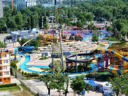Litoral Romania:  Aqua Park - Mamaia
