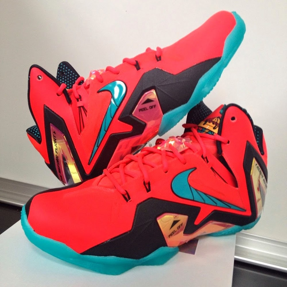 new product 84825 f723a ... Release Reminder Nike LeBron 11 Elite Hero 275