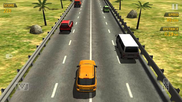 لعبة: Traffic Racer