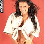 Andrea Rincon, Selena Spice Galeria 45 : En Camisa y Nada Mas – AndreaRincon.com Foto 4