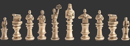 legal chess pieces
