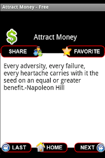 Attract Money Affirmations- screenshot thumbnail