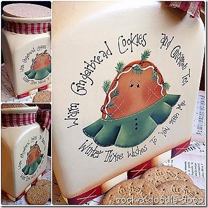 biscottiera ginger