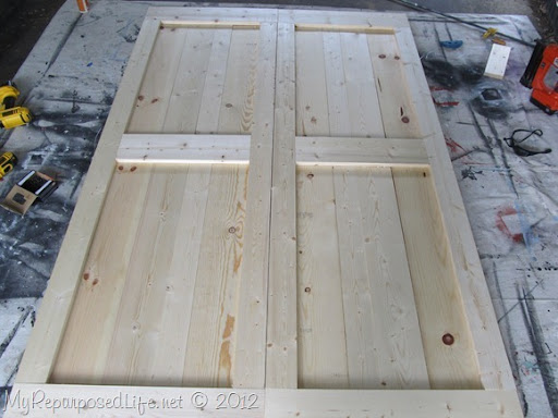 Exceptionnel DIY Barn Doors