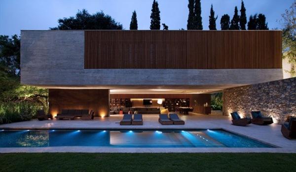 Casa Ipes StudioMK27 Marcio Kogan