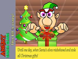 Screenshot of Angry Santa Claus