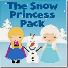 FREE Anna and Elsa from Frozen Worksheets for Kids