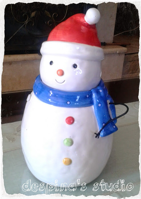 Χιονάνθρωπος - Snowman