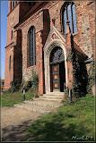 Kirche Müncheberg Haupteingang
