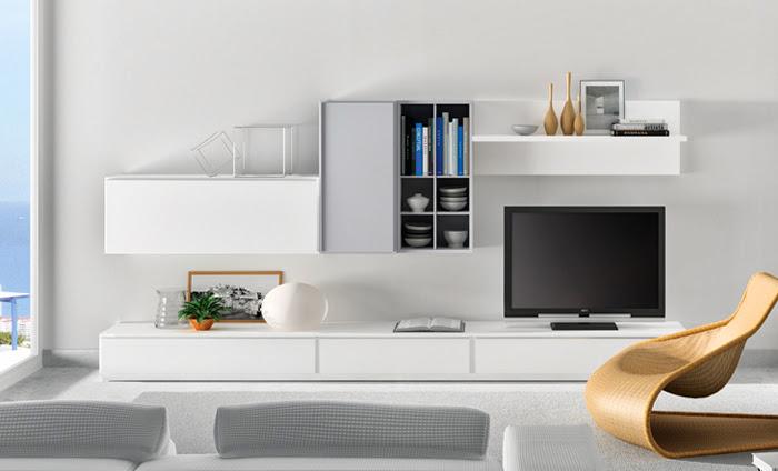 Limpiar muebles lacados en blanco 5 trucos para que - Muebles lacados en blanco brillo ...