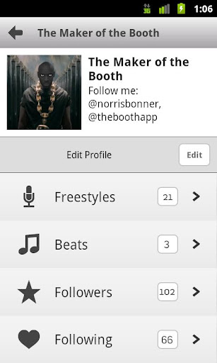 The booth rap studio free download of android version   m.