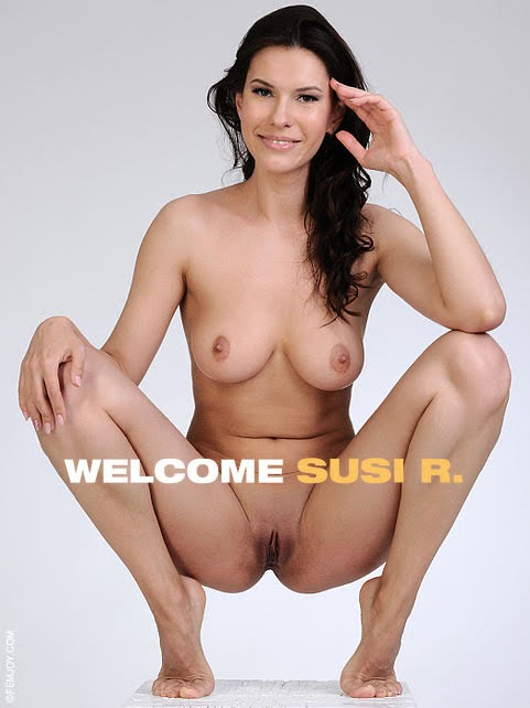 [FemJoy] Susi R - Welcome - idols