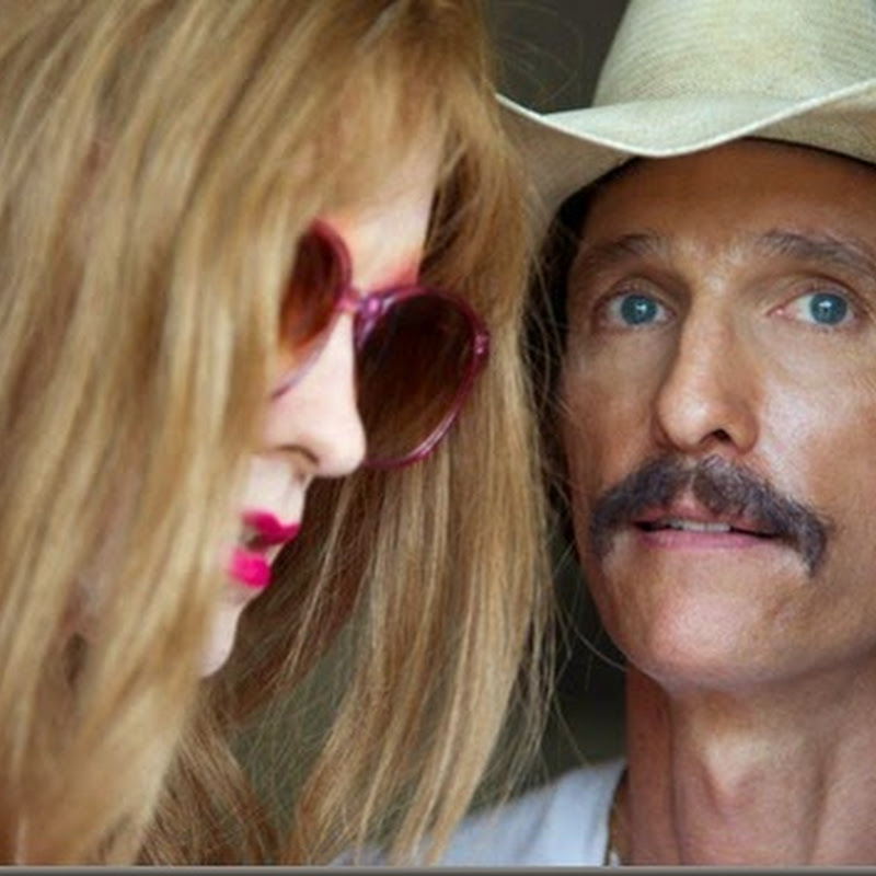 "Timely Movie on AIDS ""Dallas Buyers Club"" Hits Philippine Screens."