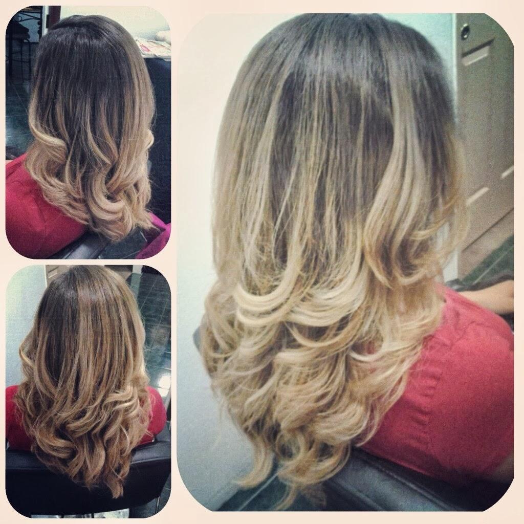 healthy hair is beautiful hair..: medium brown hair color w