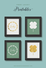Juggling Act Mama - St Patty Printables