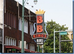 8440 Memphis BEST Tours - The Memphis City Tour - Beale Street (one of America's most famous musical streets)