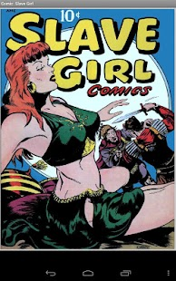 玩漫畫App|Comic: Slave Girl免費|APP試玩