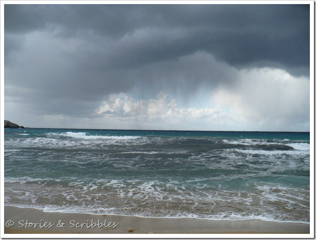 Golden Bay - Stormy Seas 018
